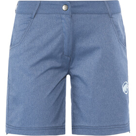 Mammut Massone Shorts Damen jay melange